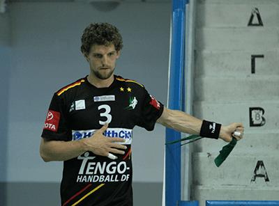 Ben Göller Sportler - Handball - mentaler Fokus