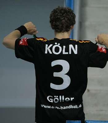 Ben Göller Sportler - Handball Fokus